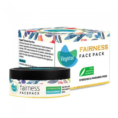Vegetal® Fairness Face Pack