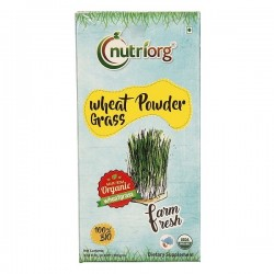 Nutriorg Wheatgrass Powder
