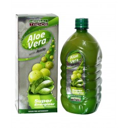 Herbal Trends AloeVera With Amla - Pure 1Ltr.
