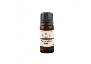 Soil Fragrances Sage Essential Oil 10ml