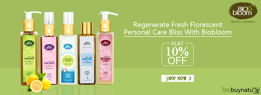 Flat 10% Off on BioBloom