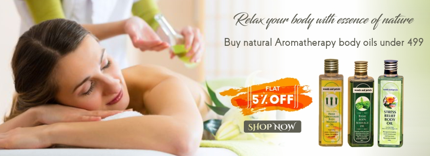 Relaxing Aromatherapy Oils